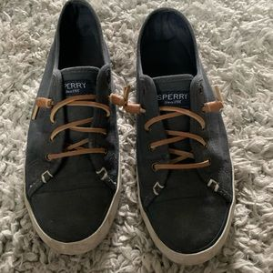Gently used Sperry top siders